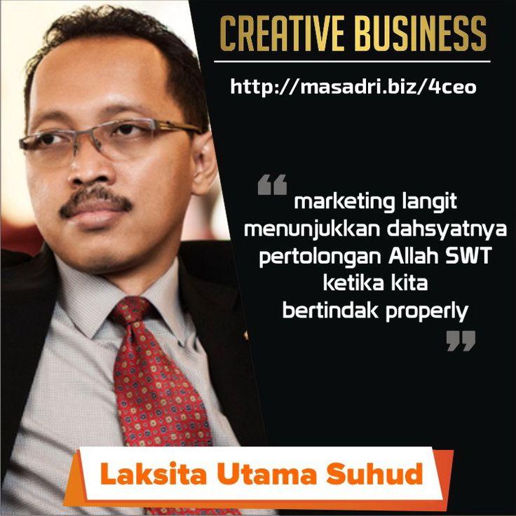 marketing LANGIT... #motivasibisnis