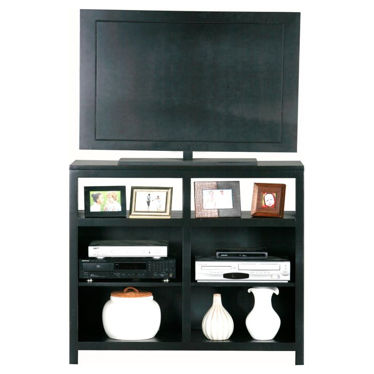 Eagle Furniture Adler Customizable 42 in. Tall TV Stand - 12542NGBK
