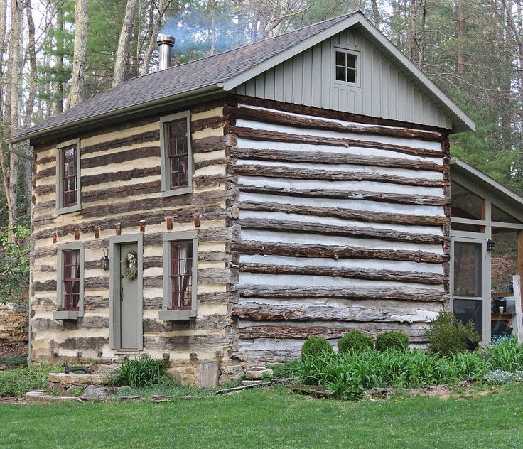 25 best ideas about log cabin rentals on pinterest for 2 story log cabin