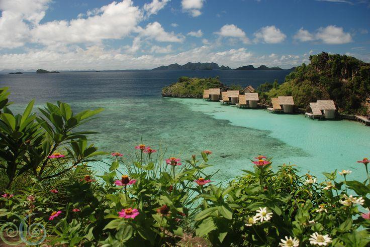 Raja Ampat, Indonesia... the hidden paradise