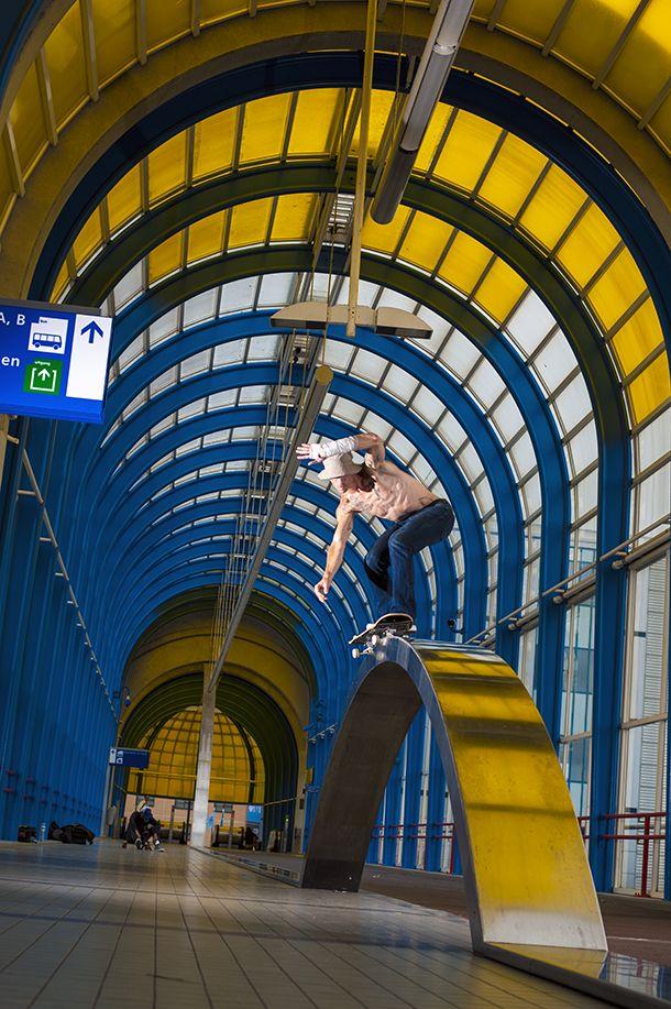 Thrasher Skateboard Magazine | Donald Dill Redux