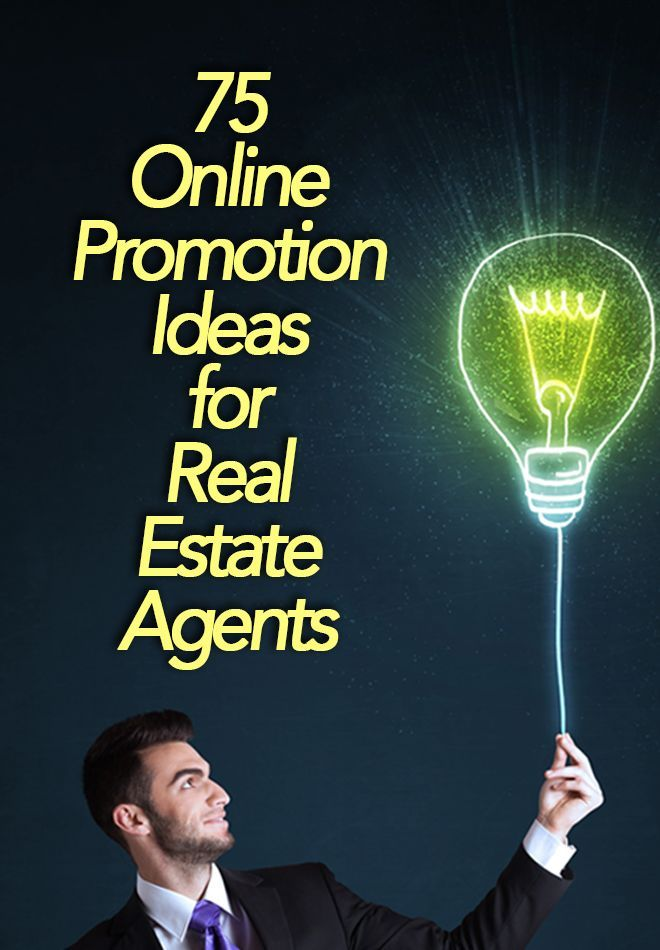 Need some more online ideas for marketing your real estate business? Never run out of ideas again! #realestatemarketing