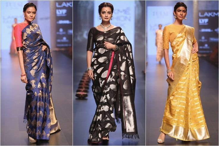 LFW W/F 2016: From revival of traditional weaves to a plus-size collection, Day…