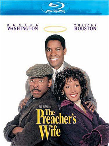 Amazon.com: The Preacher's Wife [Blu-ray]: Denzel Washington, Whitney Houston, Courtney B. Vance, Gregory Hines, Jenifer Lewis, Loretta Devi...