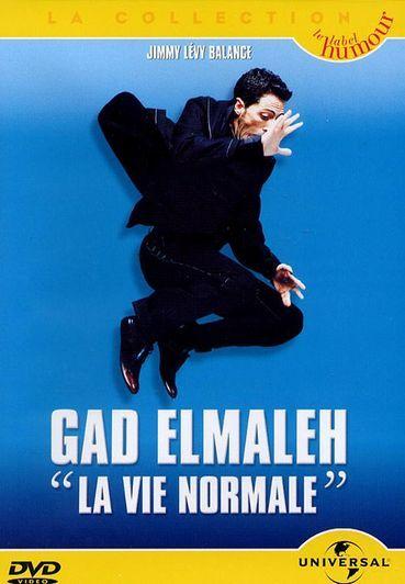 Regarder film Gad Elmaleh - La  Vie  Normale