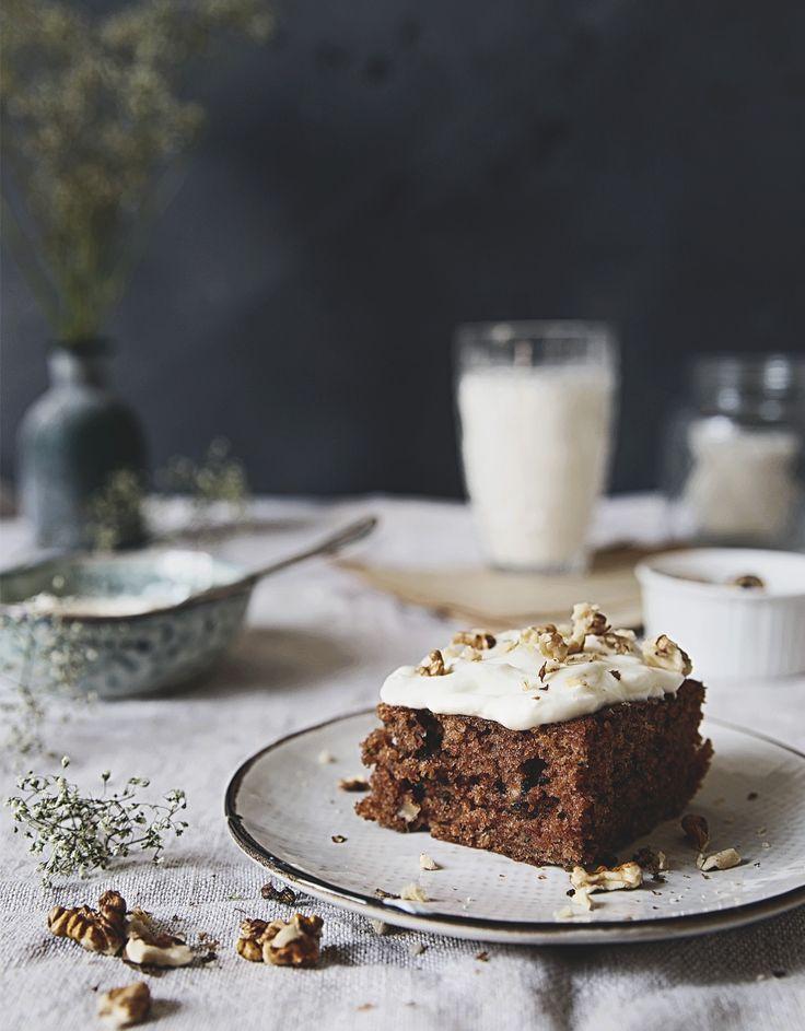St[v]ory z kuchyne   Zucchini Cake