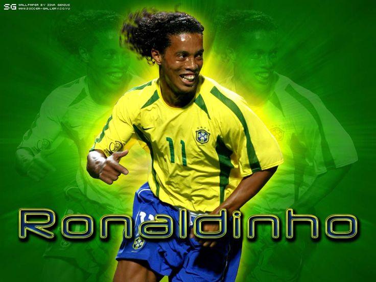 Que grande fuiste Ronaldinhol!! #Futbol #Ronaldinho