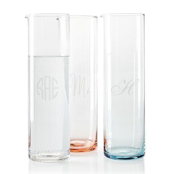 Everyday Glass Pitcher #makeyourmark