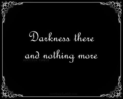 Edgar Allen Poe~ The Raven