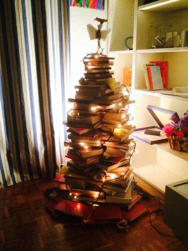 Árbol de Navidad bonito y económico!
