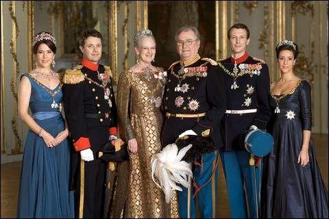 De koninklijke familie van Denemarken - All Things Royal
