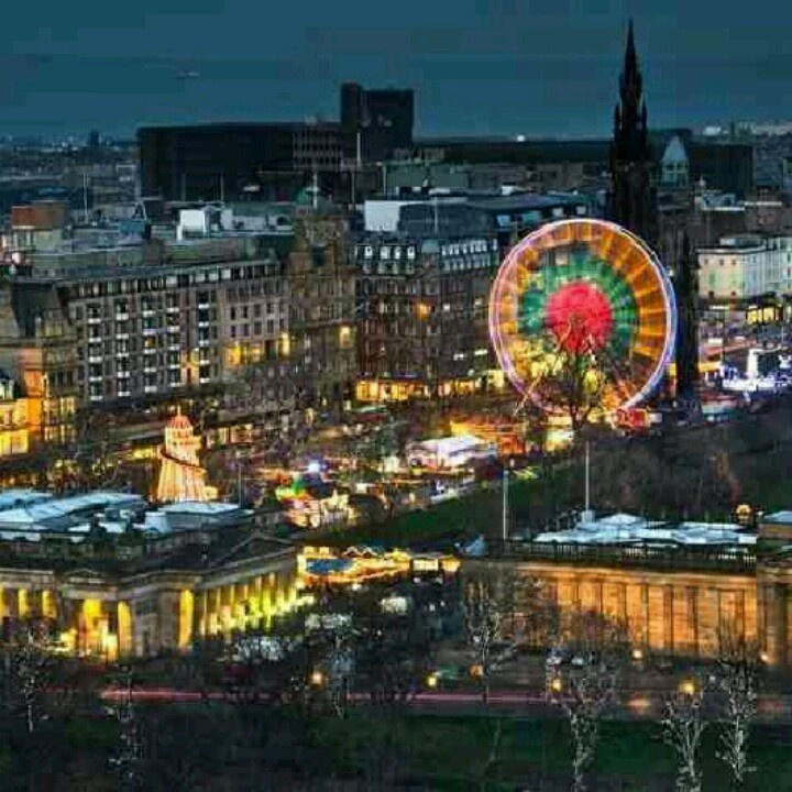 18 Best Christmas In Edinburgh, Scotland Images On