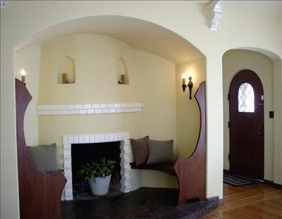 inglenook fireplaces | ... inglenook fireplaces with a seating area; this whole set up is not