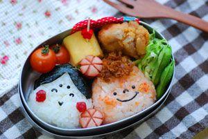 節分 福は内なお弁当 - てしぱんさんの簡単かわいいおべんとさん レシピブログ - 料理ブログのレシピ満載!
