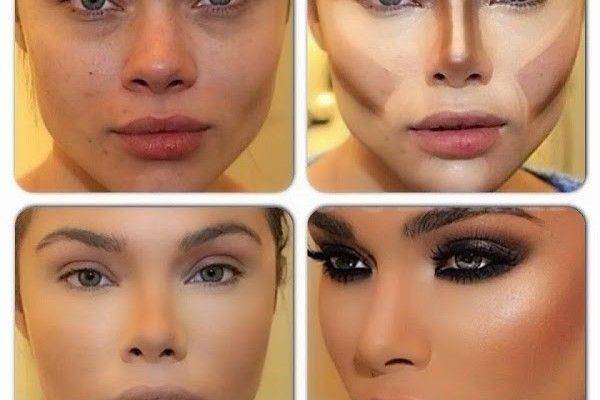 Το μακιγιάζ μπορεί να μεταμορφώσει πλήρως ένα πρόσωπο και να κρύψει τις ατέλειες του, αρκεί να το κάνουμε με τον