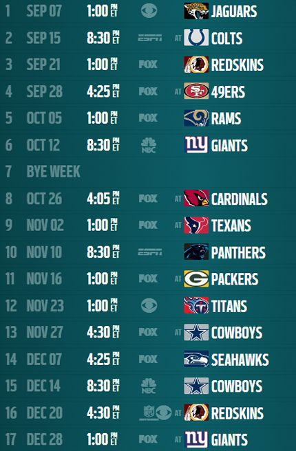 Philadelphia Eagles 2014 Schedule Wallpaper | Analysis: Philadelphia Eagles' 2014 schedule - NFL.com