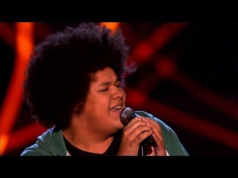 Lem Knights performs 'Do It Like A Dude' - The Voice UK 2013 - Blind Auditions 3 - BBC One