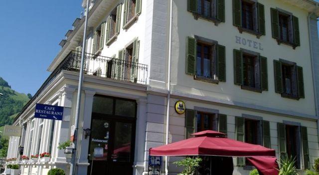 Hotel Pension de la Gare - #Guesthouses - $47 - #Hotels #Switzerland #Montbovon http://www.justigo.co.uk/hotels/switzerland/montbovon/pension-de-la-gare_3810.html