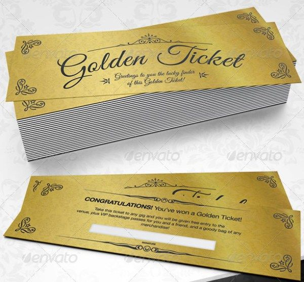Best 25+ Golden ticket template ideas on Pinterest Hogwarts - free printable event tickets