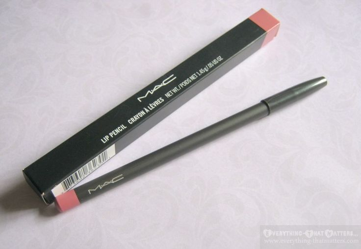 MAC Lip Pencil-huultenrajauskynä Sävy Edge To Edge