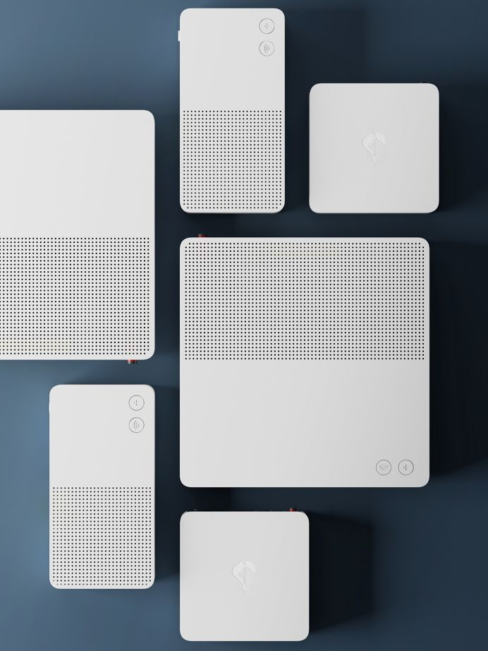 #siwss #minimal #clean #system #square in Product