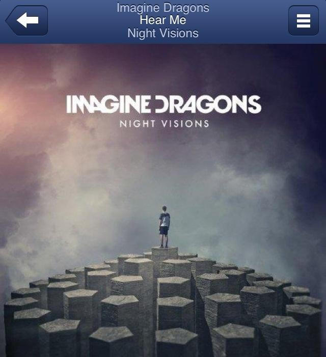 Imagine Dragons Hear Me Quotes. QuotesGram