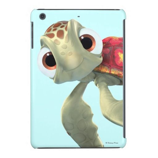 Disney Squirt iPad Mini with Retina display Case #Disney