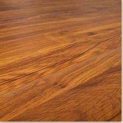Lamton 12mm Narrow Board Laminate with Underlay - Savannah Cherry  great for wall and ceilings