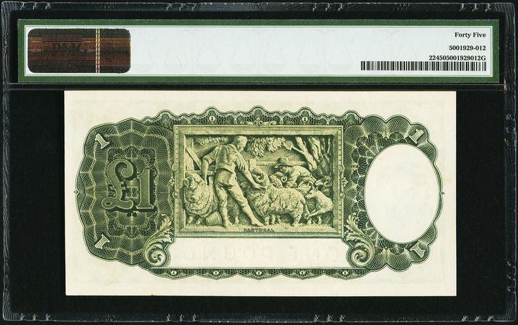 Australia Commonwealth of Australia £1 ND (1933-38) - 2