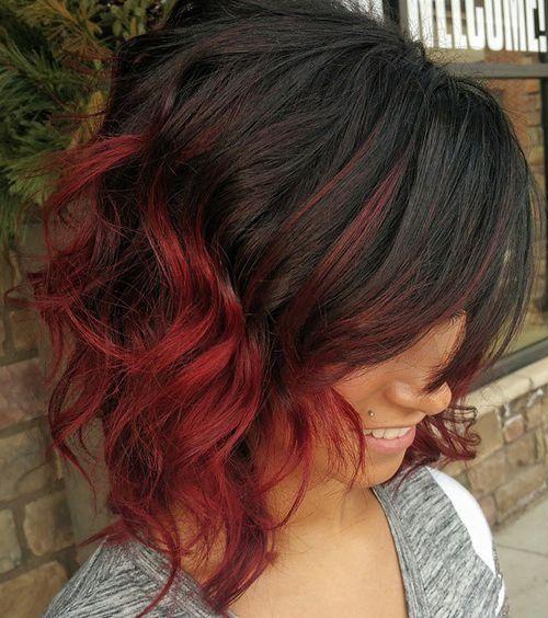 profesional fetiche cabello rojo