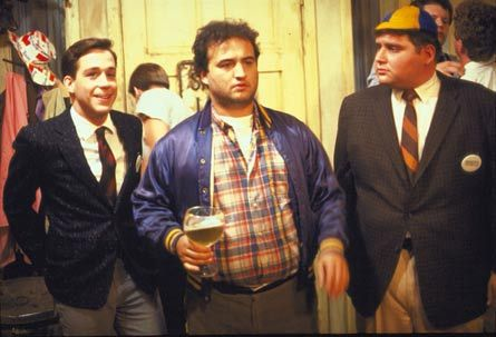 Animal House. The Classic. Filmed at Dartmouth College in New Hampshire.