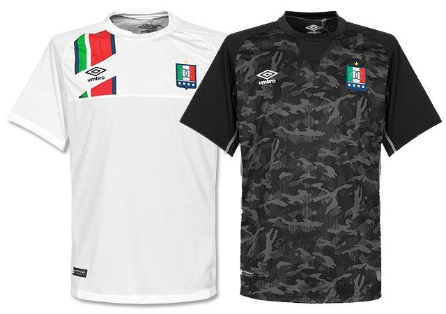 Camisas do Once Caldas 2015-2016 Umbro