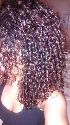 HIDRATAÇAO COM ACUÇAR #CABELOS #HAIR #cachos #cabeloscacheados #cacheados