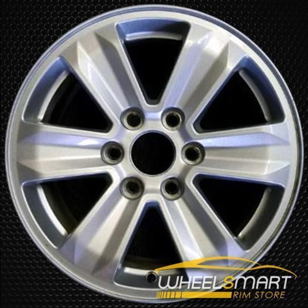 17 Ford F150 Oem Wheel 2015 2018 Silver Alloy Stock Rim 3995