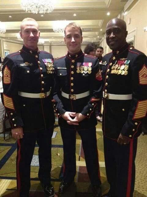 marine corps ball 2020