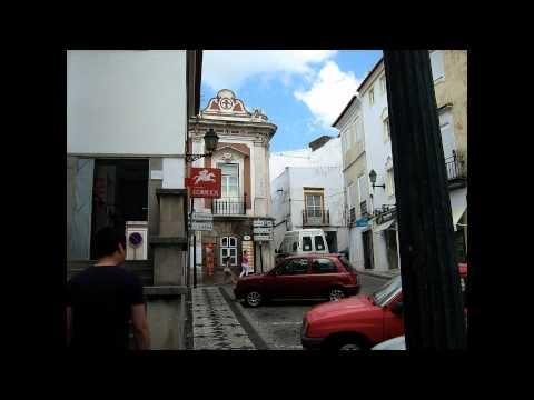 Elvas Cidade - Distrito de Portalegre - PORTUGAL paco bandeira A minha cidade ( Ó Elvas,Ó Elvas )