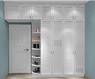 9 Fresh Sliding Closet Door Design Ideas