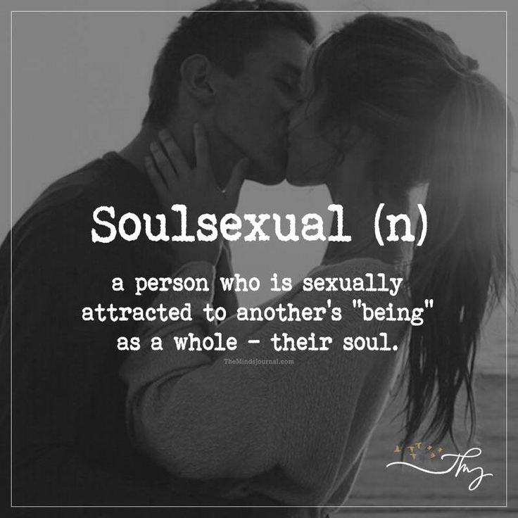 Soulsexual - http://themindsjournal.com/soulsexual/