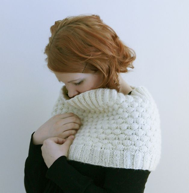 Ooh, this cowl.