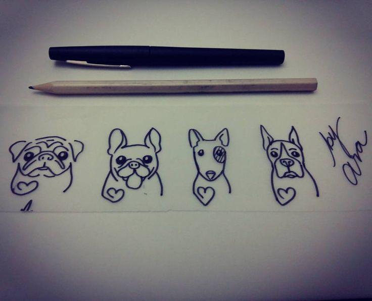 """132 Me gusta, 11 comentarios - Aranín Chaves Tatuadora (@aranintatuadora) en Instagram: """"Desenhos feitos para virar tattoo .... By @araninchaves em @bushidotattoobr Orçamentos e…"""""""