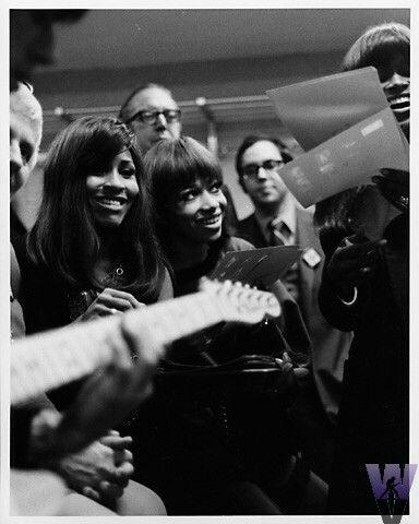 Tina Turner' Claudia Lennear