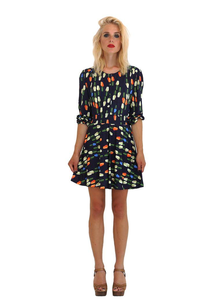Esteri dress. Shop: http://shop.ivanahelsinki.com/collections/provinssi-87/products/esteri-1