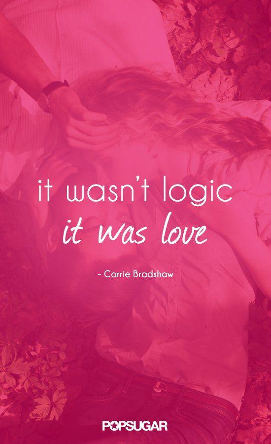 Carrie Bradshaw Quotes   POPSUGAR Entertainment