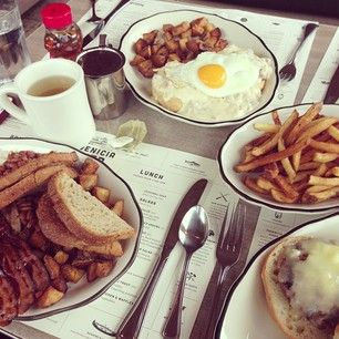 Phoenicia Diner - Phoenicia, New York| 21 American Diners You Should Eat At Before You Die