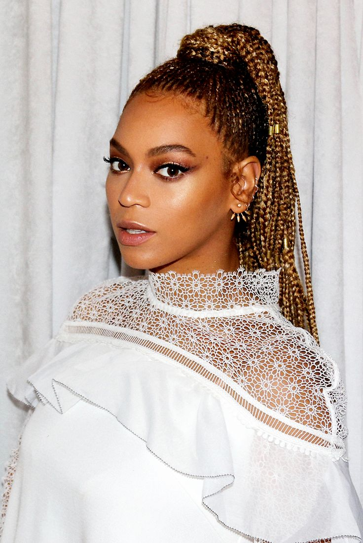 Beyonce Formation Dublin Makeup | QUEENS | Beyonce braids ...