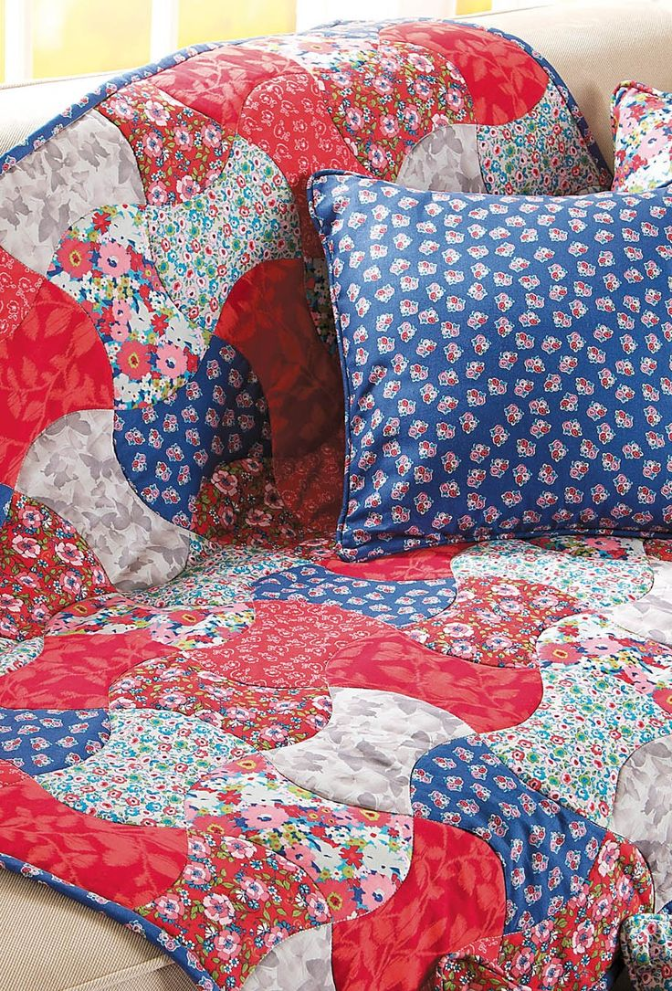 Get ready for fall with a fabulous new quilt to keep you warm! Use this FREE PATTERN to get started!