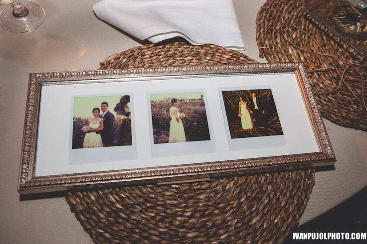 Polaroid Wedding Photography.  Polaroid Wedding Photographer. By www.ivanpujolphoto.com
