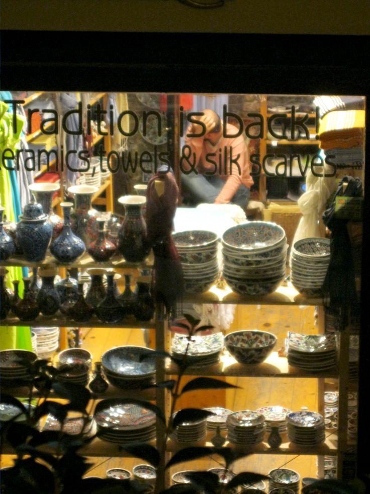 tradition ceramic