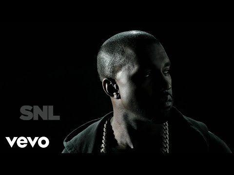 Kanye West - Black Skinhead (Live on SNL) - YouTube