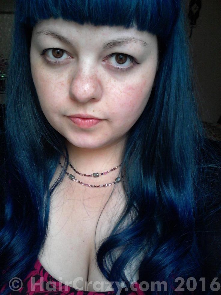 metalbiteme's Directions - Directions Midnight Blue hair - HairCrazy.com